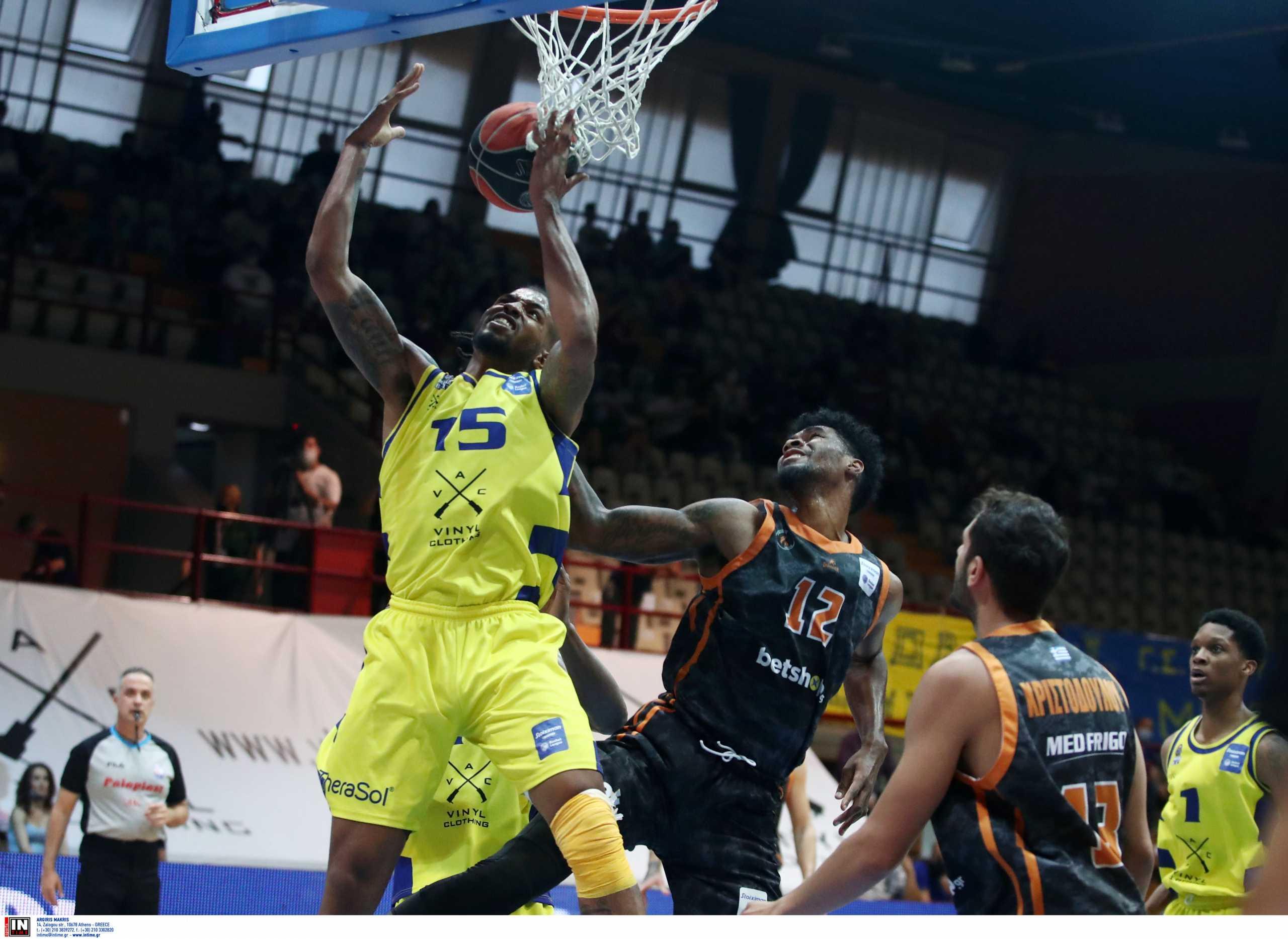 Basket League: Το Λαύριο πήρε το «θρίλερ» με τον Προμηθέα και έμεινε ζωντανό στα ημιτελικά