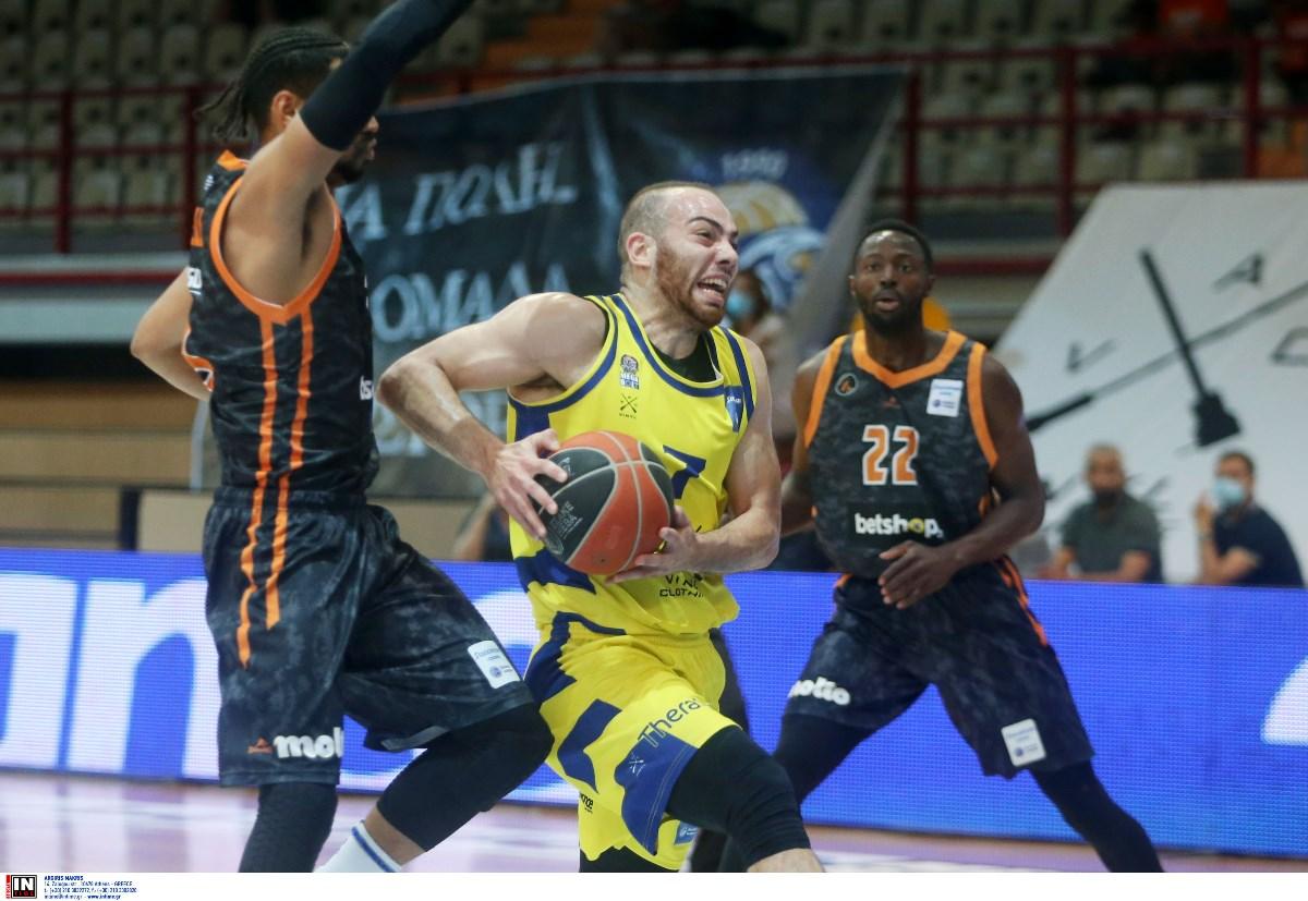 «Θαύμα» Λαυρίου – Ιστορική πρόκριση στους τελικούς της Basket League