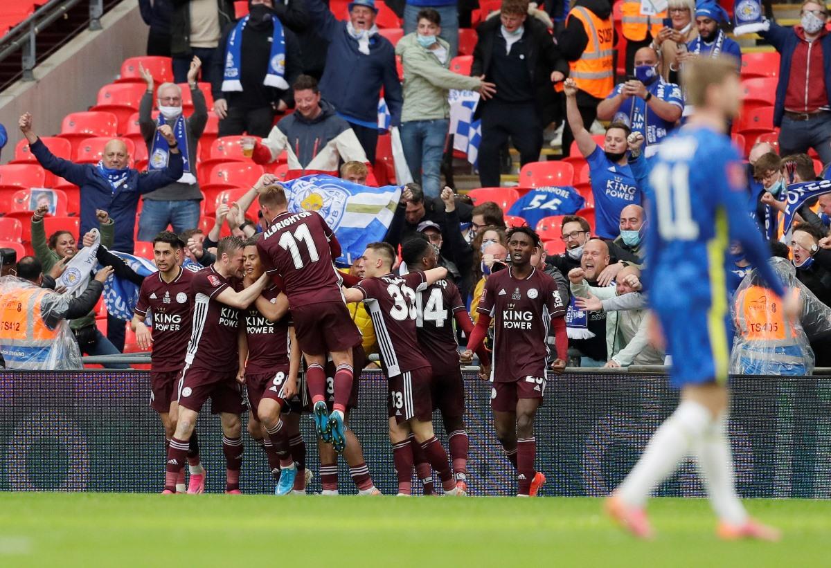 Τσέλσι – Λέστερ: Ιστορικός τίτλος για τις «αλεπούδες» στο Κύπελλο Αγγλίας με γκολάρα