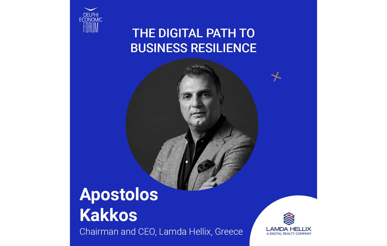 Α. Κάκκος, Lamda Hellix: «Η Ελλάδα μπορεί να  γίνει hub υποβρυχίων καλωδίων, όπως η Μασσαλία»