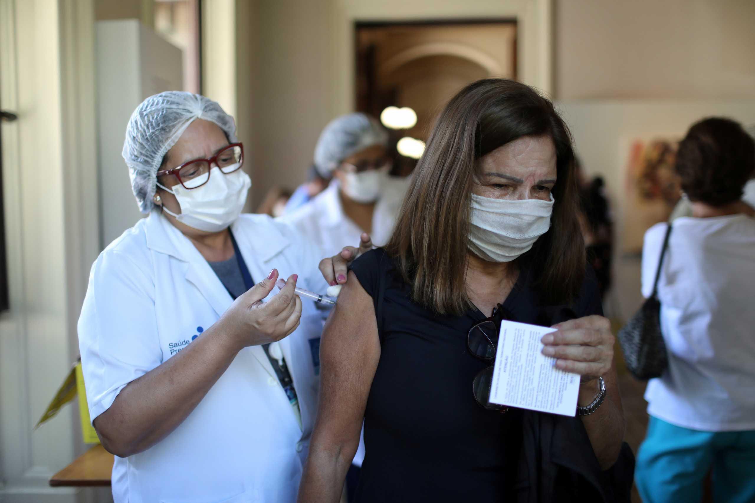 ΠΟΥ: Επιδείνωση της πανδημίας στη Λατινική Αμερική – Μόλις το 10% έχει εμβολιαστεί πλήρως