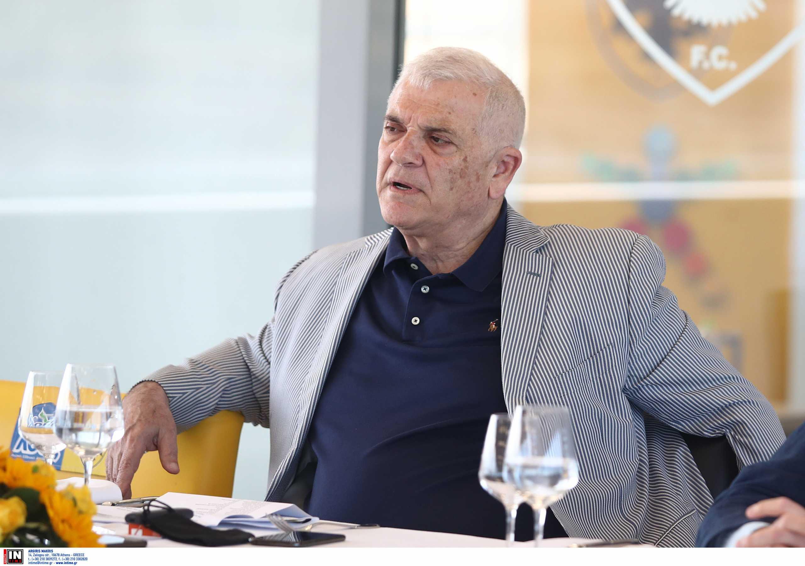 ΑΕΚ: Εισήγηση απαλλαγής του Μελισσανίδη από την Επιτροπή Δεοντολογίας