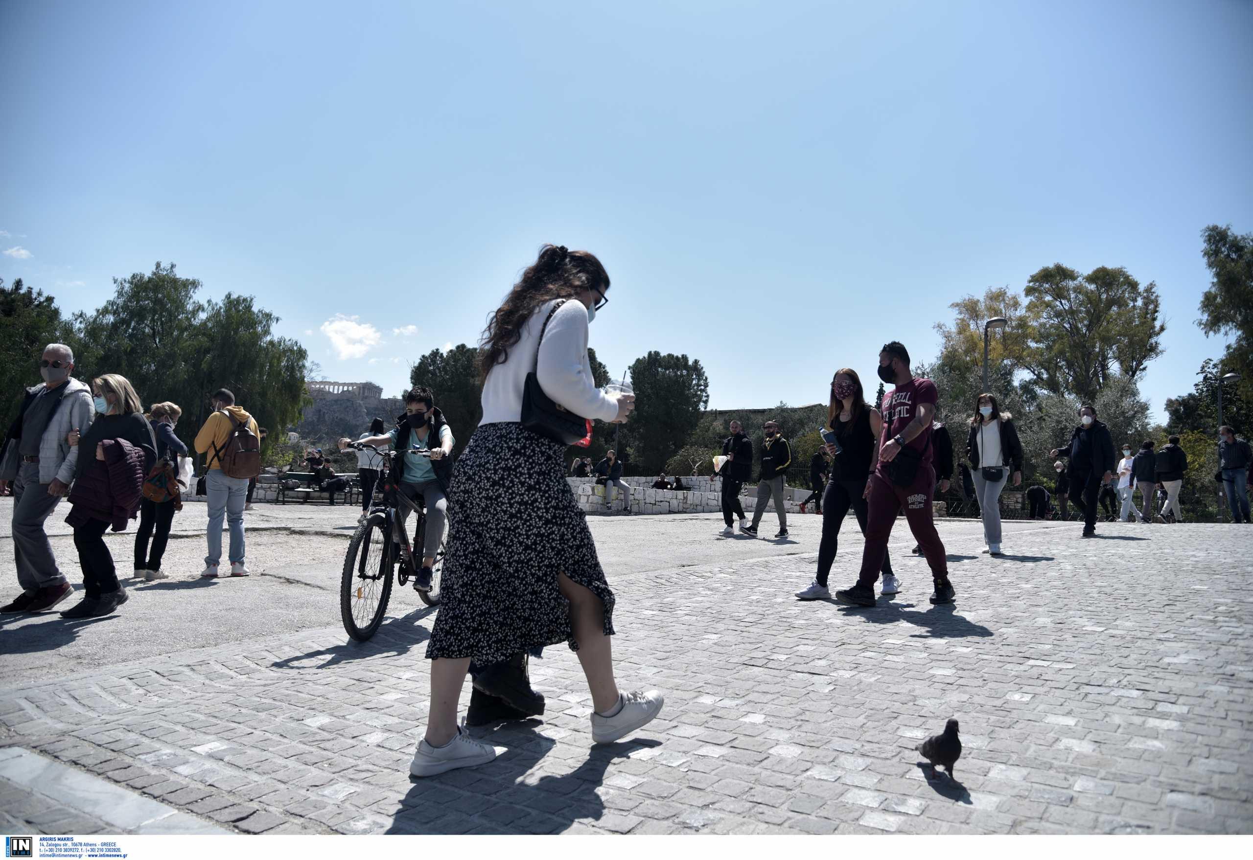 Στην Ελλάδα τα μισά κρούσματα του πλανήτη με τη συνδυαστική μετάλλαξη Ν. Αφρικής και Βραζιλίας