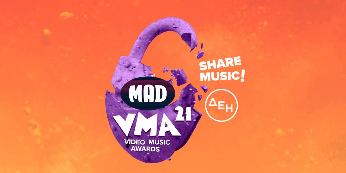 MAD VIDEO MUSIC AWARDSξανά στοMEGA