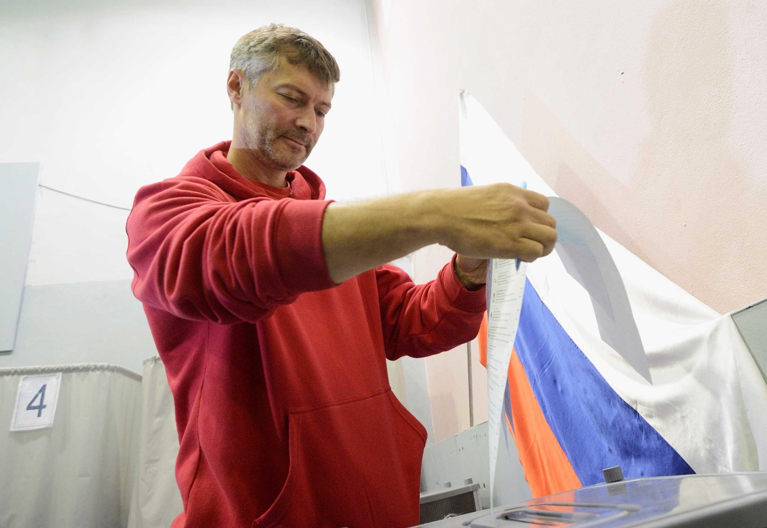 Ρωσία: Καταδικάστηκε πρώην δήμαρχος για ανάρτηση στο Twitter υπέρ του Ναβάλνι