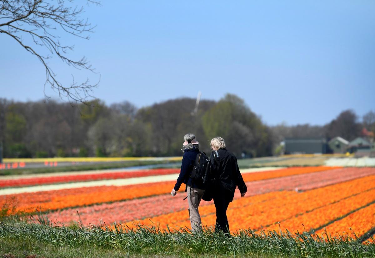 Ολλανδία: Τουλάχιστον μέχρι τις 18 Μαΐου σε ισχύ τα περιοριστικά μέτρα λόγω κορονοϊού