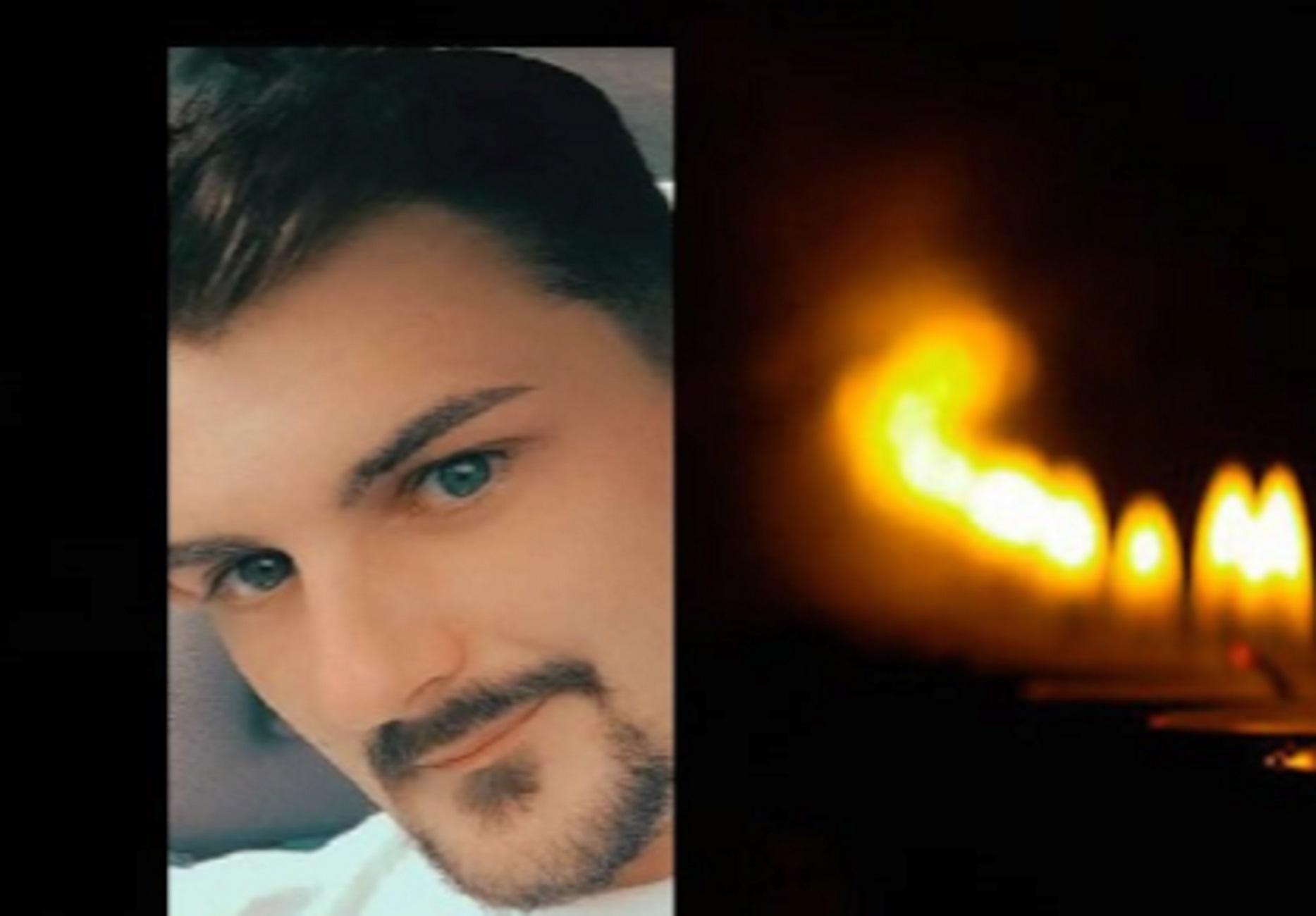 Κρήτη: Νεκρός σε τροχαίο ο 27χρονος Ραφαέλο – Σπαραγμός για τον άτυχο ντελιβερά