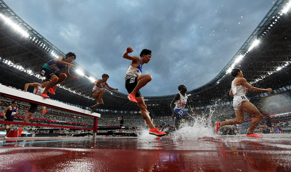 Ολυμπιακοί Αγώνες: Επιτυχημένο test event στο Ολυμπιακό Στάδιο με 420 αθλητές