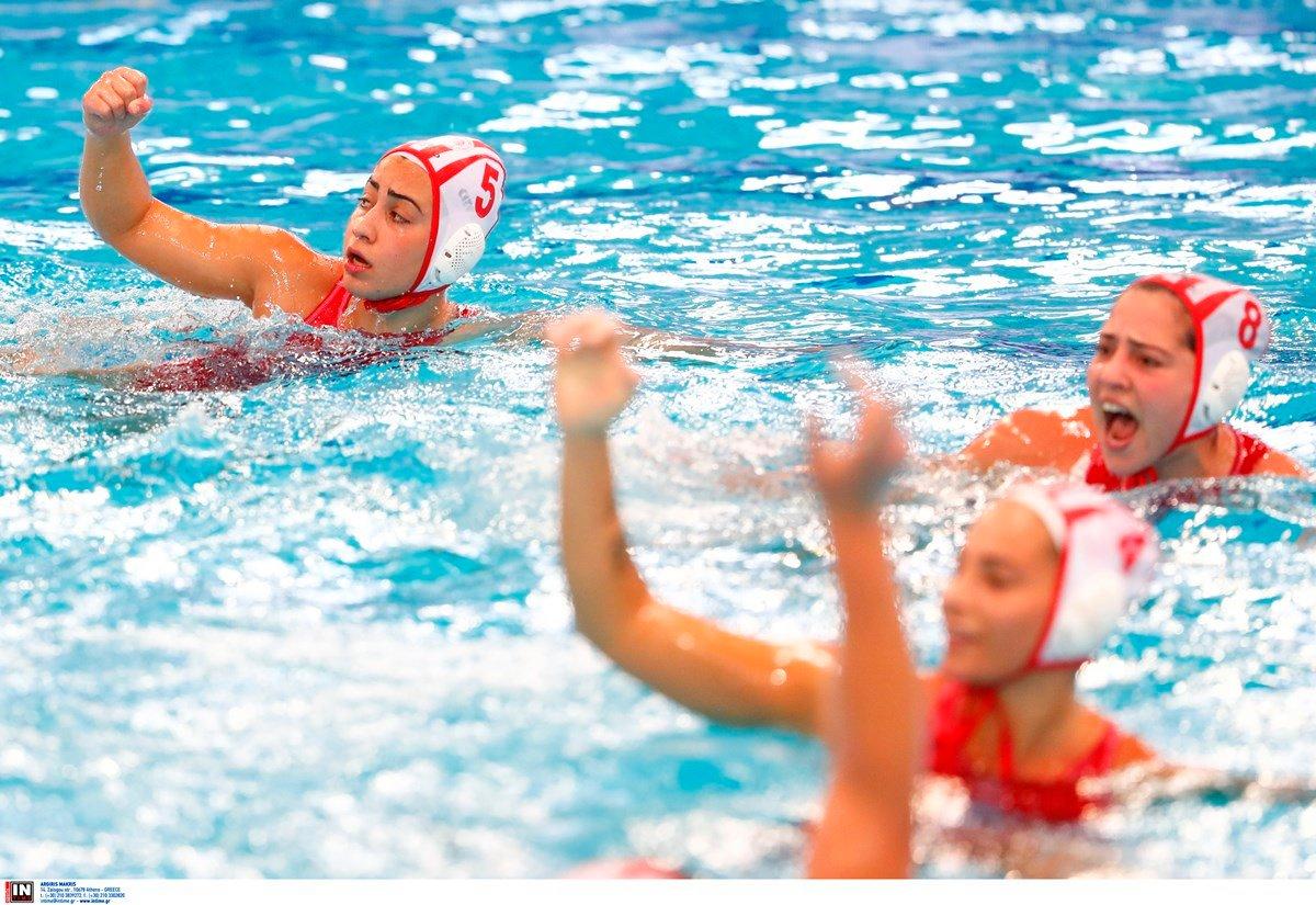 Ολυμπιακός – Ντουναϊσβάρος 7-6 ΤΕΛΙΚΟ: Σήκωσαν τη LEN Euroleague οι «ερυθρόλευκες»