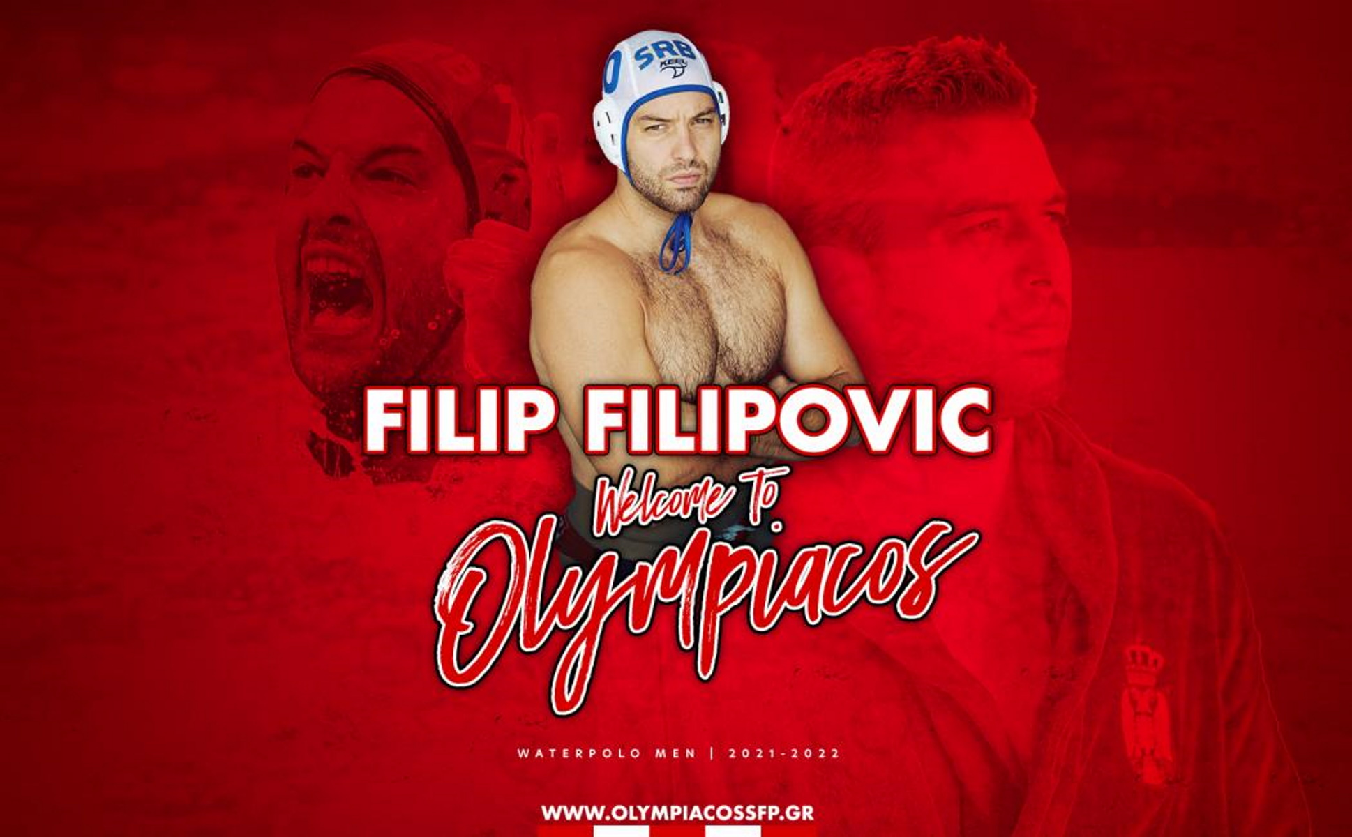 """Ολυμπιακός: """"Βόμβα"""" μεγατόνων με Φιλίποβιτς"""