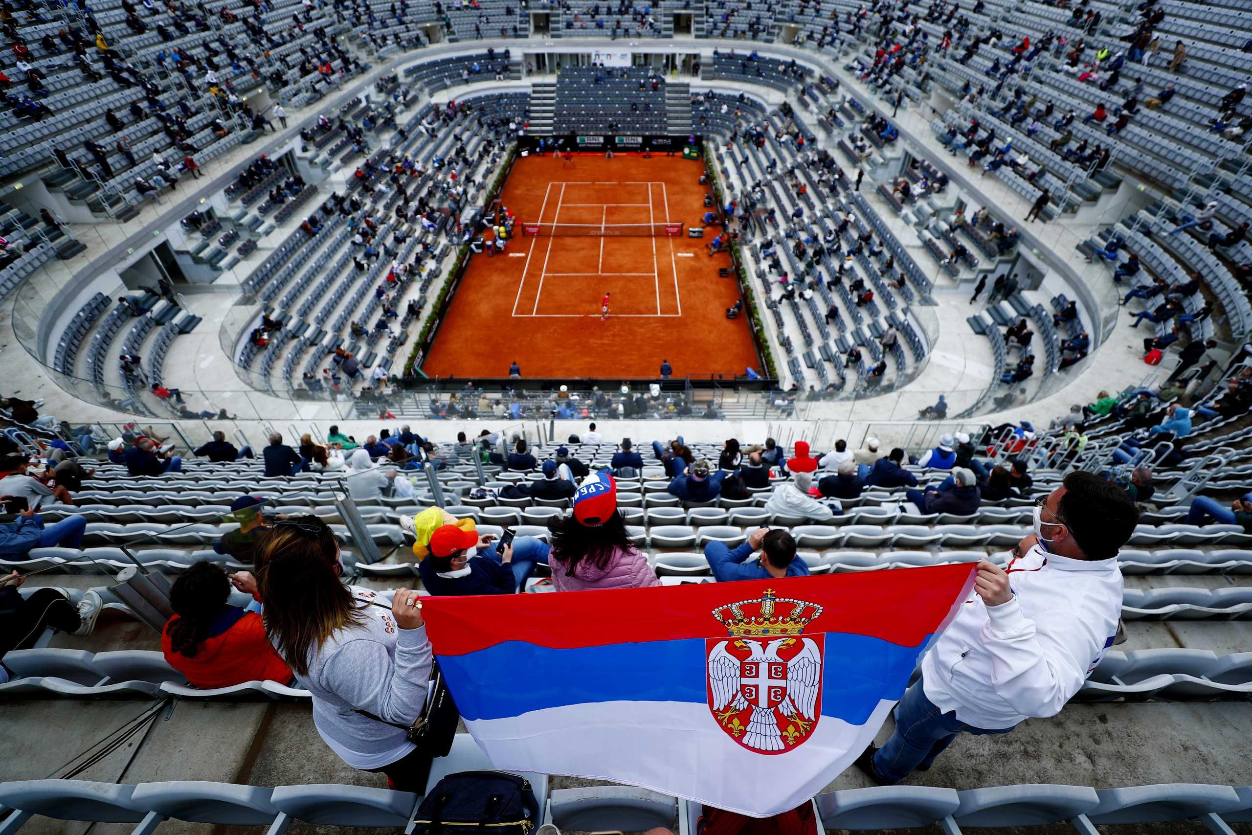 Τζόκοβιτς – Τσιτσιπάς για τα προημιτελικά του Open της Ρώμης