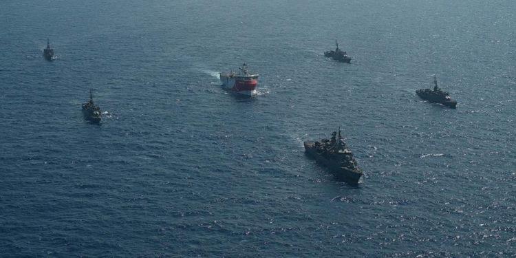 """Ερντογάν: Η ανακοίνωση """"αποκάλυψη"""" και τα κοιτάσματα υδρογονανθράκων στην ανατολική Μεσόγειο"""