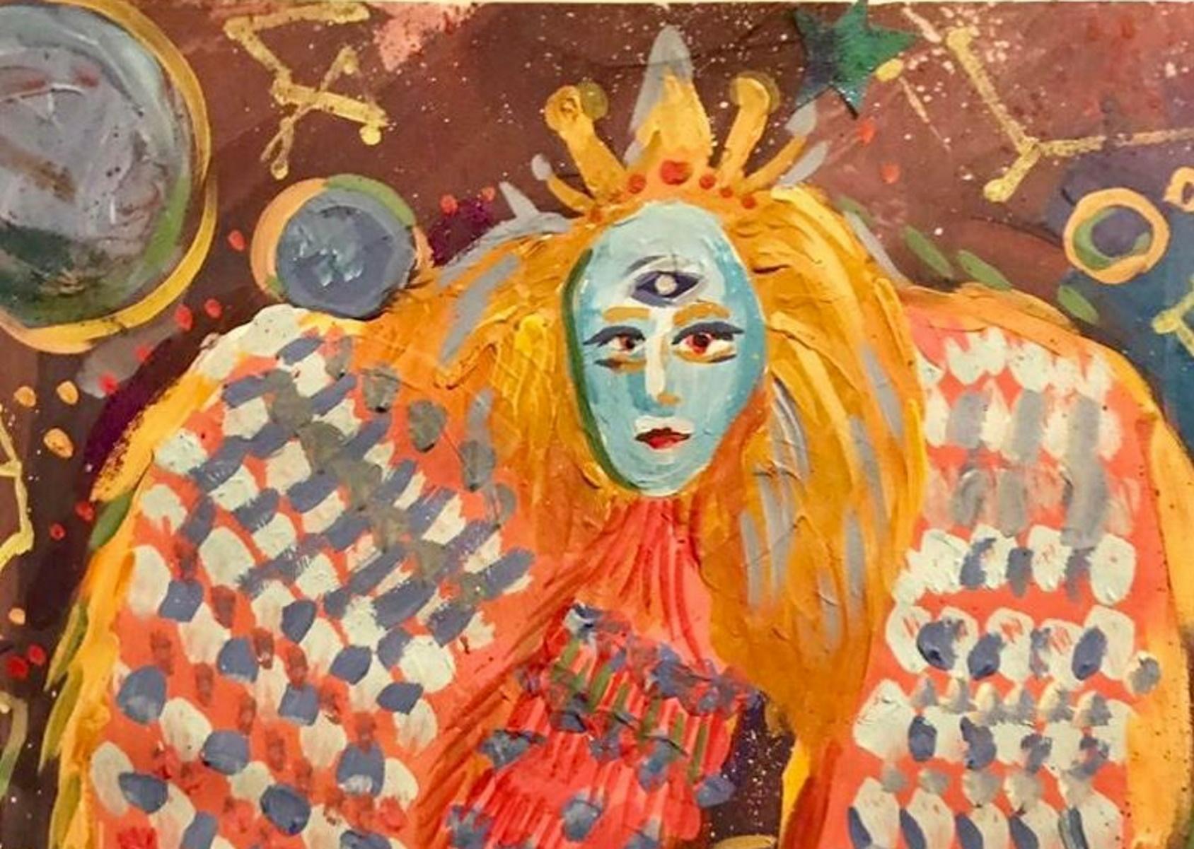 Με μία ζωγραφιά η 9χρονη  Ουλιάνα κέρδισε δωρεάν διακοπές στη Χαλκιδική (pics)