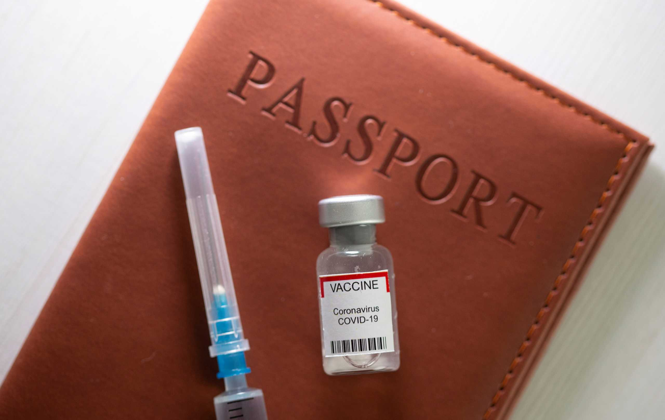 Η Αλαμπάμα απαγόρευσε τα πιστοποιητικά εμβολιασμού κατά του κορονοϊού