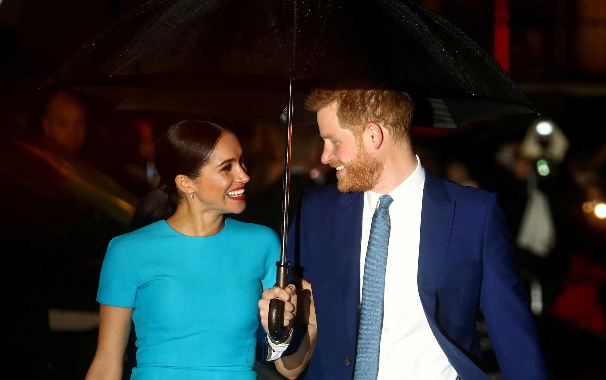Στα δικαστήρια με το BBC ο Πρίγκιπας Χάρι και η Μέγκαν Μαρκλ