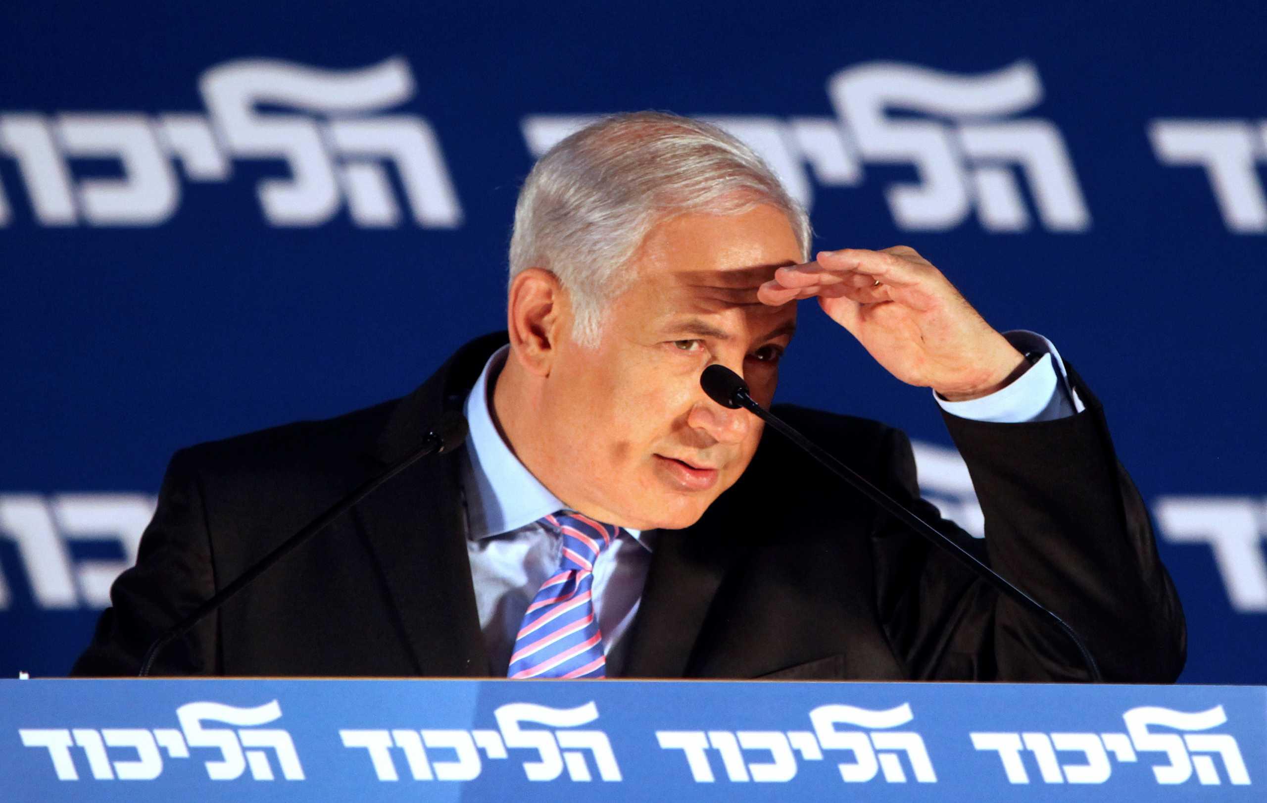 Ισραήλ: Πολλά εμπόδια ακόμη για να πέσει ο Νετανιάχου βλέπει ο επικεφαλής της αντιπολίτευσης