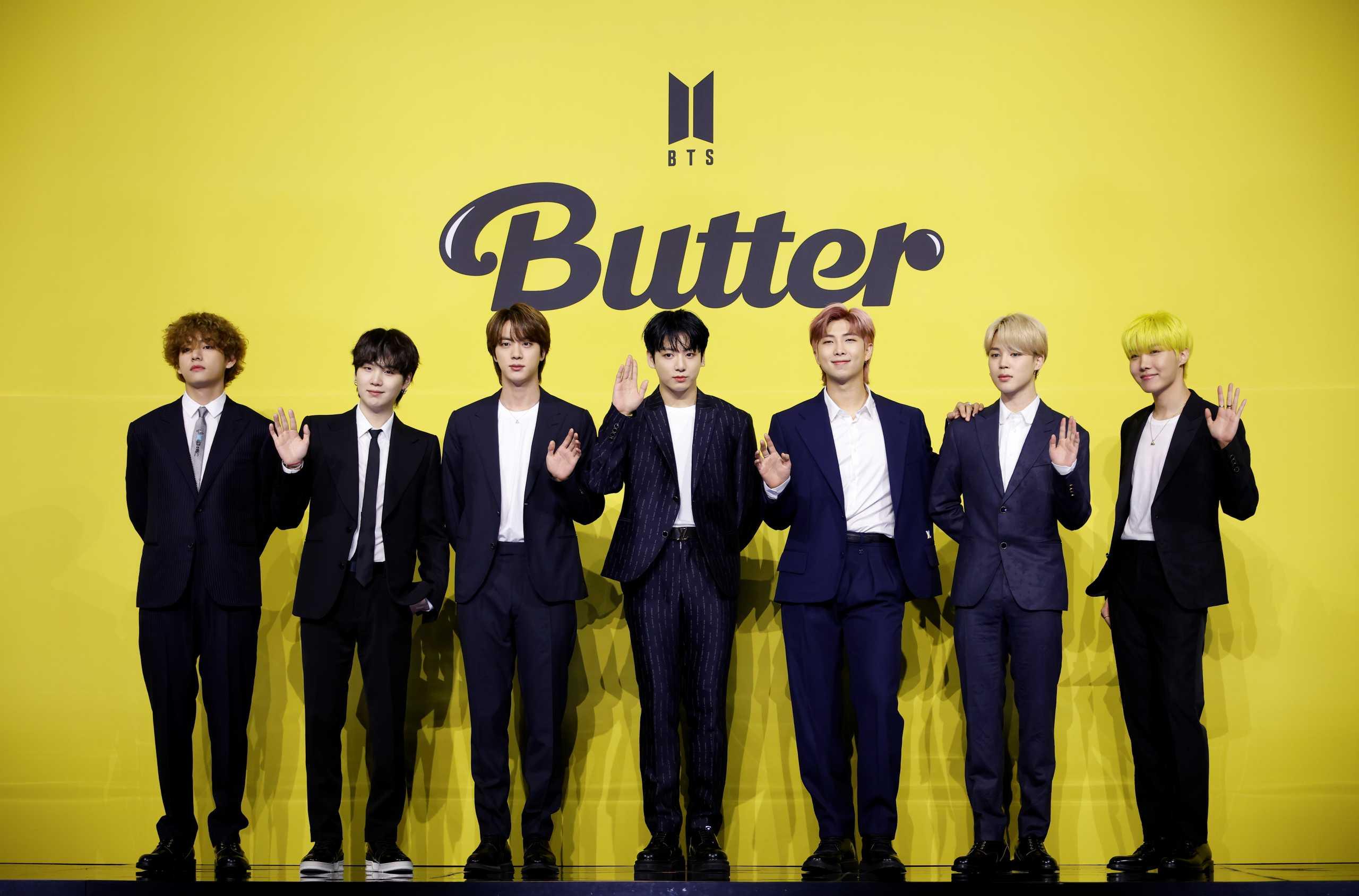 To νέο τραγούδι του νοτιοκορεάτικου συγκροτήματος BTS κατέρριψε το ρεκόρ στο YouTube Premiere