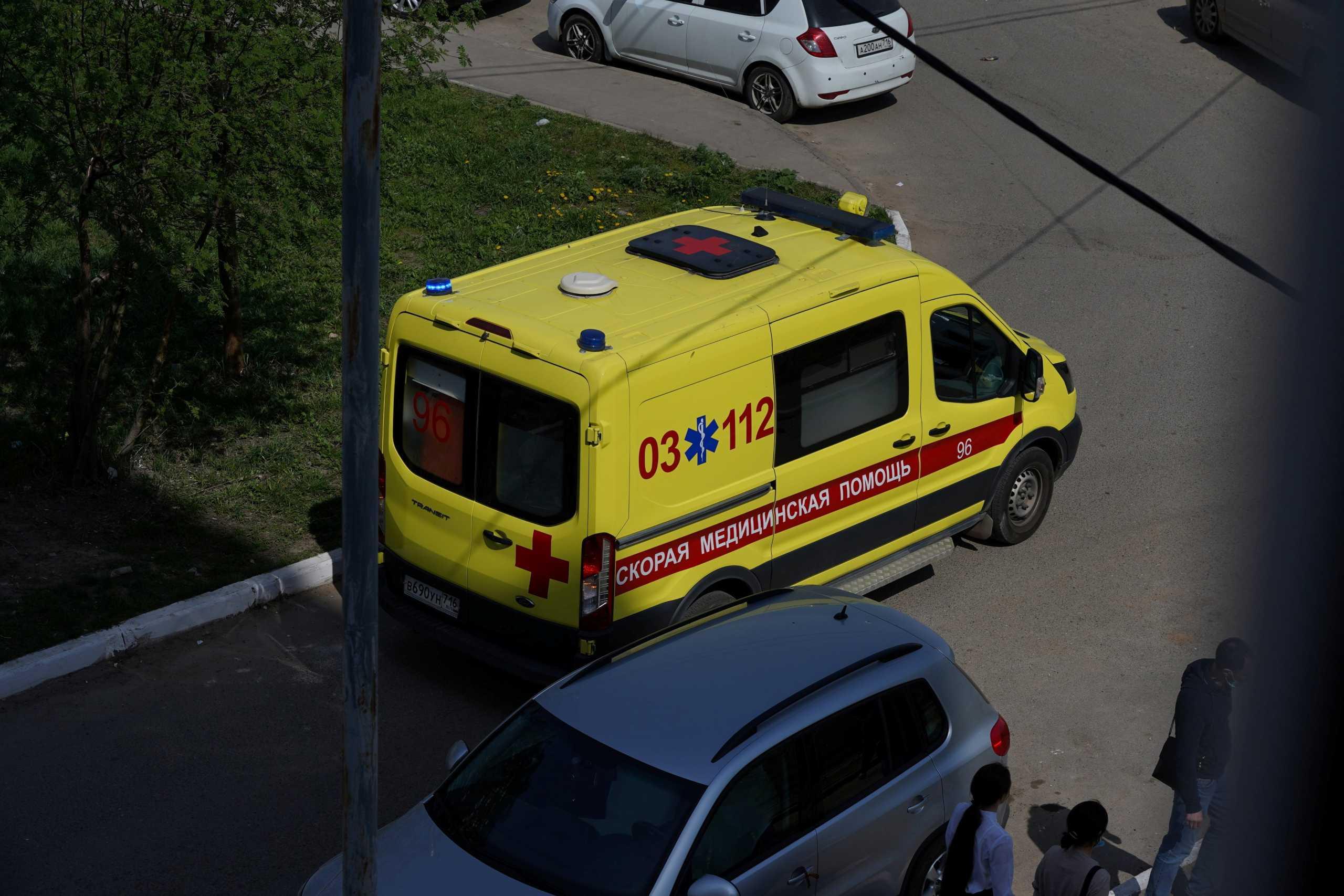 Ρωσία: Δέκα εργάτες έχασαν τη ζωή τους από αναθυμιάσεις σε μονάδα επεξεργασίας λυμάτων