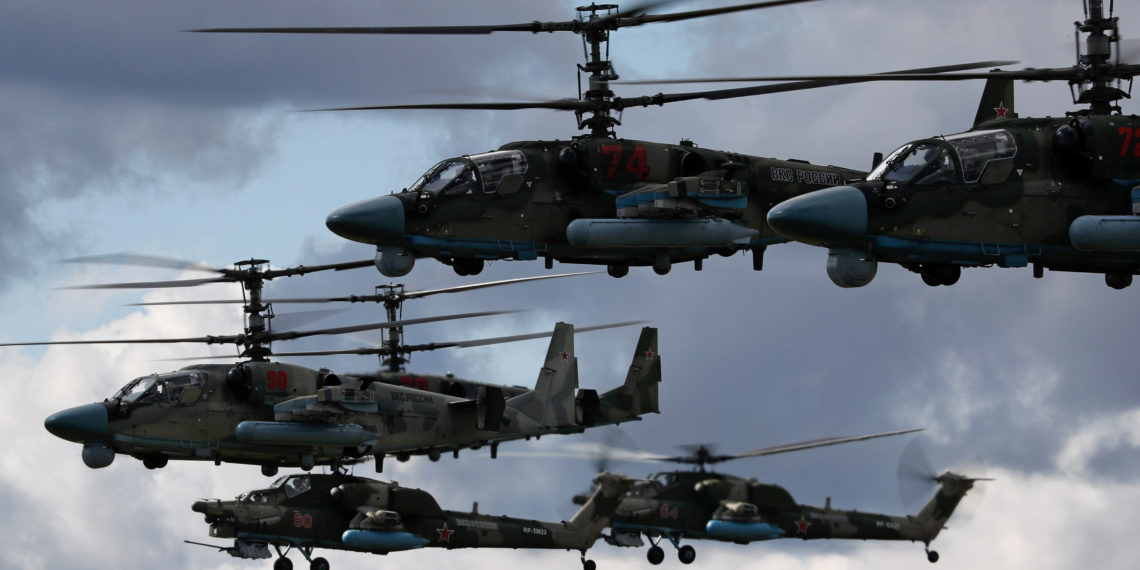 Mi-28NM: Αυτό είναι το πιο προηγμένο επιθετικό ελικόπτερο της Ρωσίας! [pics, vid]