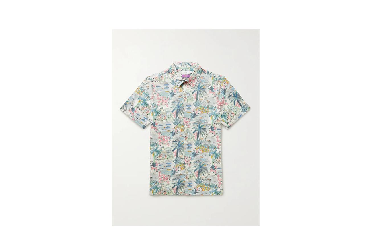 Σου δίνουμε 8 λόγους για να φορέσεις λινό πουκάμισο αυτό το καλοκαίρι