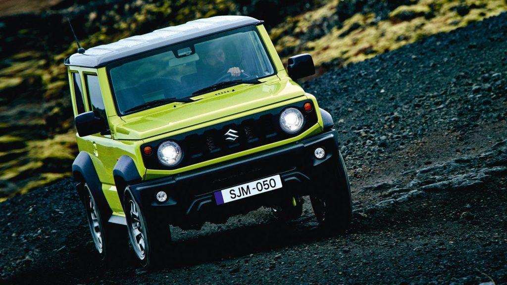 Suzuki: Έρχεται 5θυρο Jimny με υβριδική τεχνολογία! (pics)
