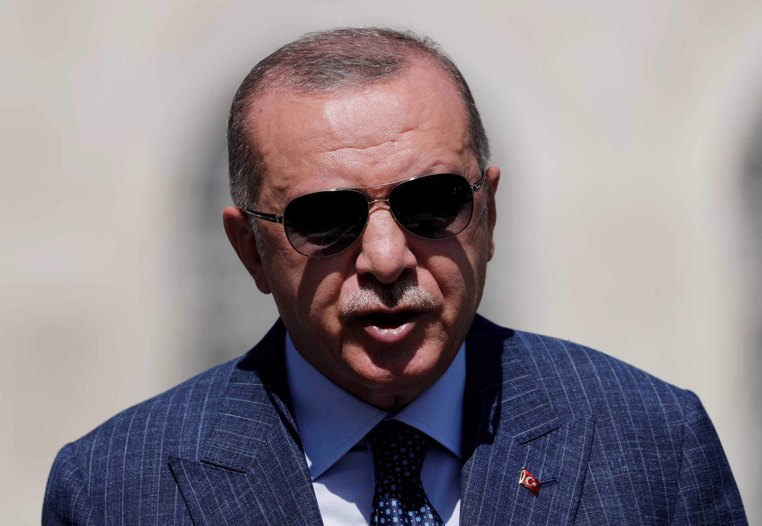 Νέες κατηγορίες για τον Ερντογάν: «Εξαφανίστηκαν» 159 τόνοι χρυσού