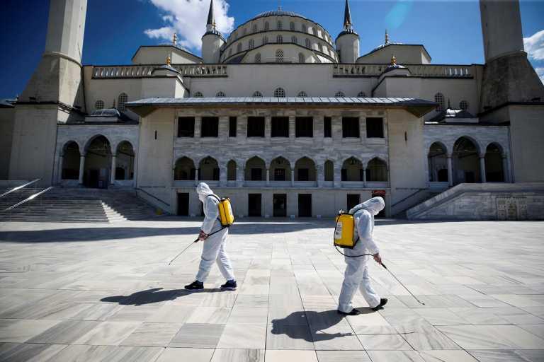 Σαρώνει ο κορονοϊός στην Τουρκία: 27.668 κρούσματα και 231 νεκροί