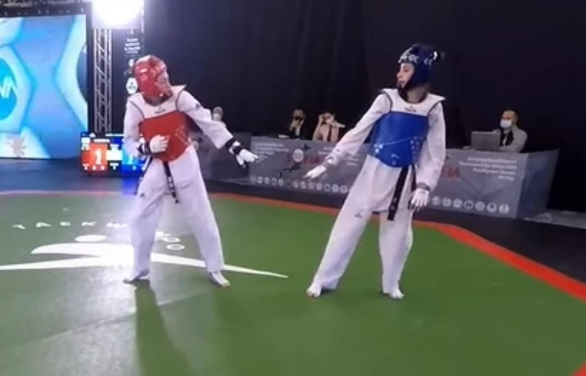 Η 19χρονη Φένια Τζέλη επανέφερε το ελληνικό τάε κβο ντο στους Ολυμπιακούς Αγώνες