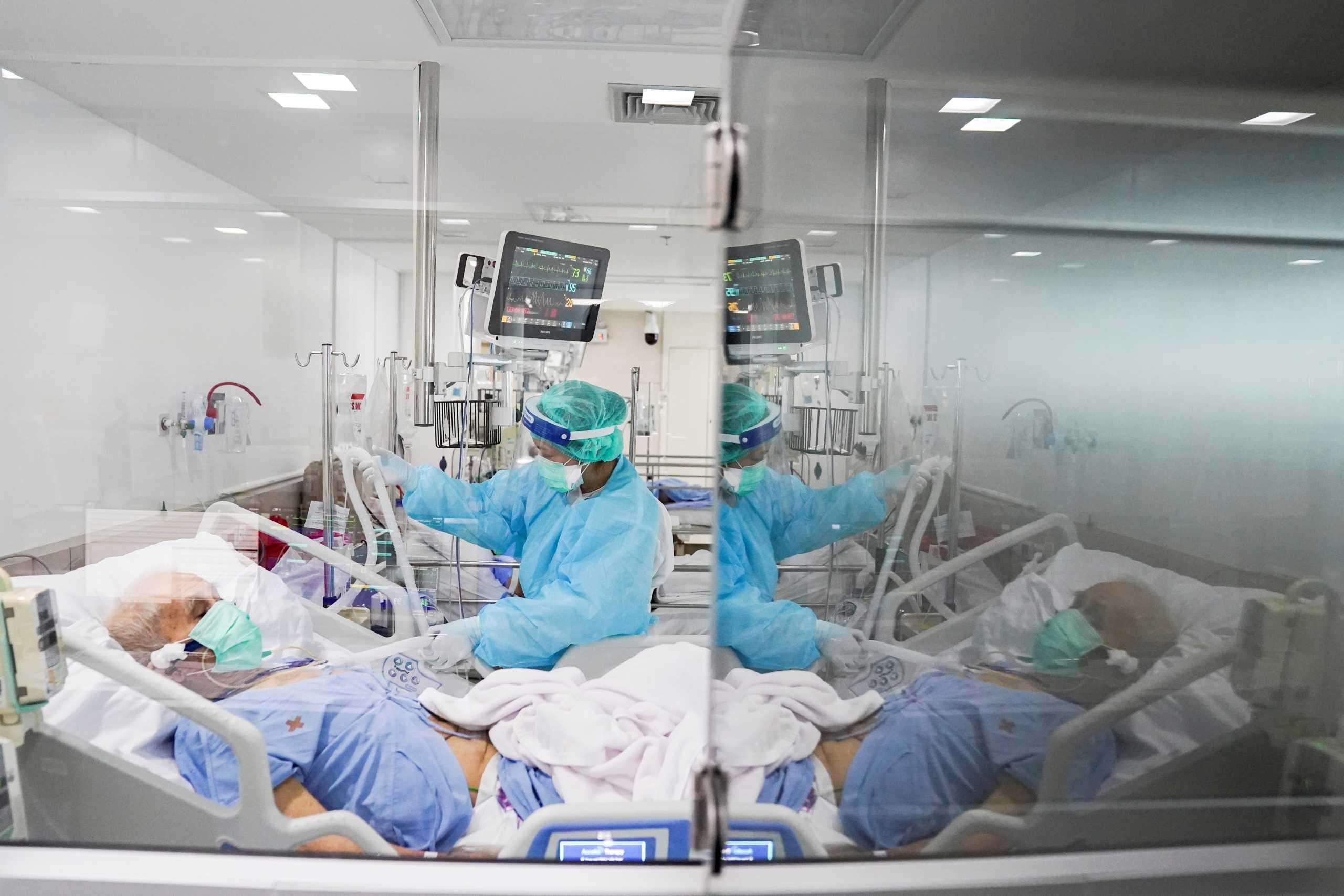 Κορονοϊός – Έρευνα: Με γνωστικά και συμπεριφορικά προβλήματα πολλοί ασθενείς μετά τη νόσηση