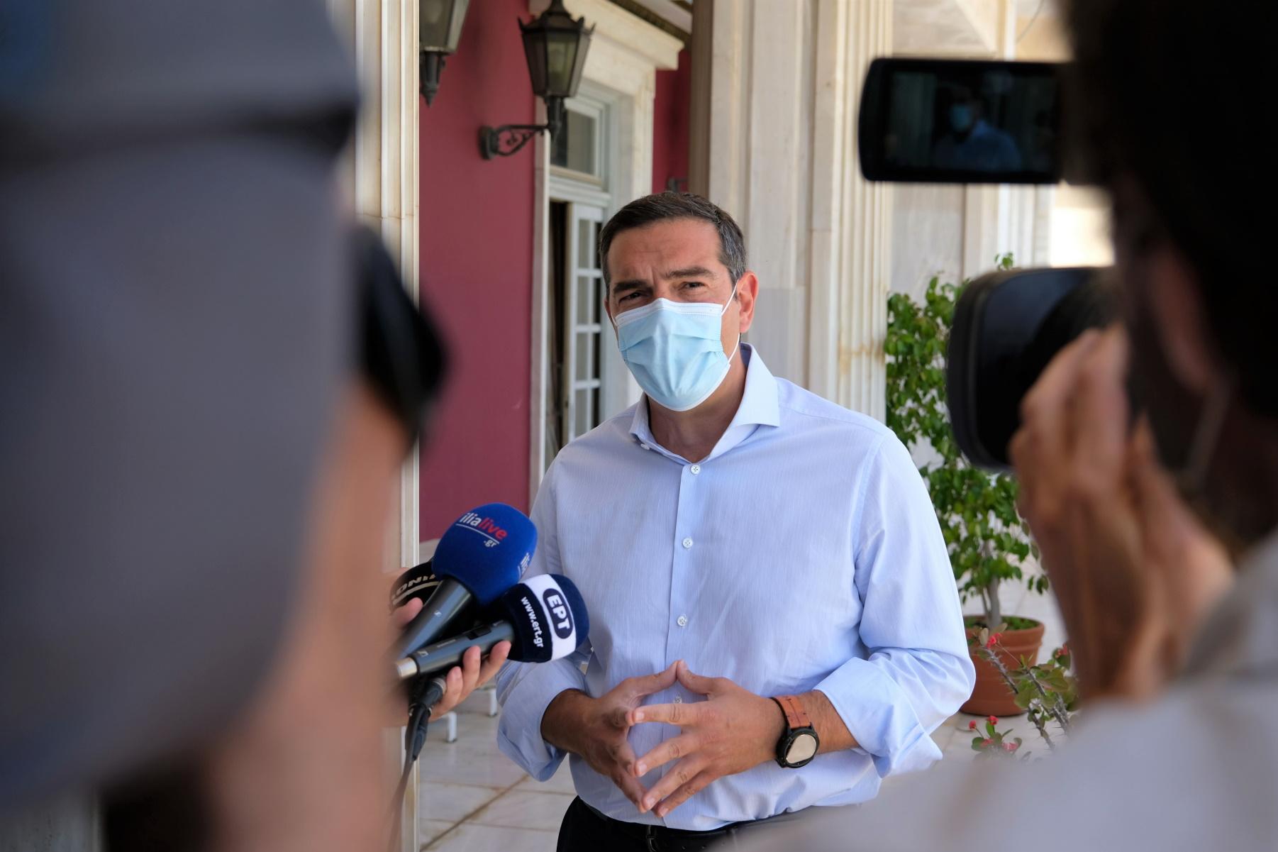 Πανελλήνιες 2021 – Το μήνυμα του Αλέξη Τσίπρα: Δεν είναι αγώνας δίχως αύριο