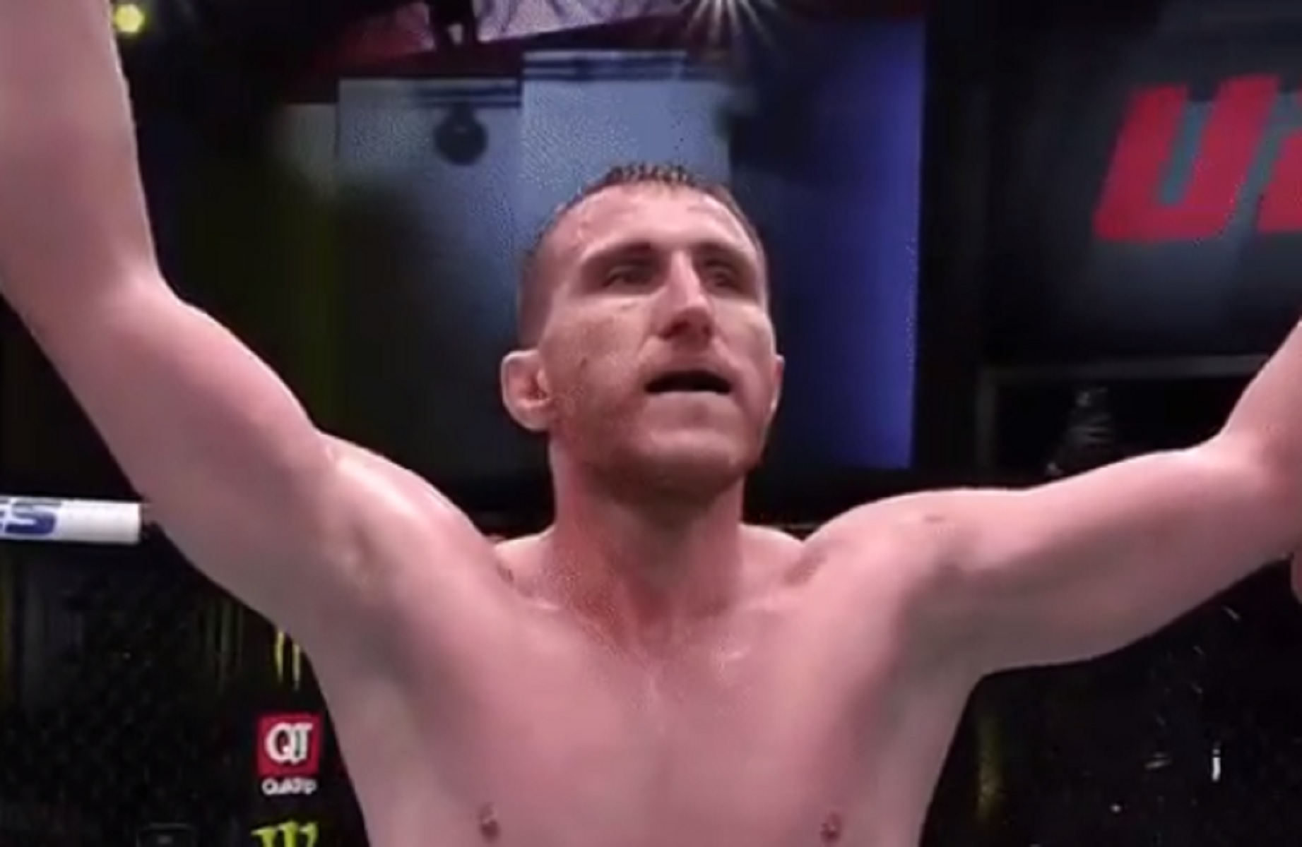 UFC: Ο Μιχαηλίδης έγινε ο πρώτος Έλληνας που πανηγύρισε νίκη στην κορυφαία διοργάνωση