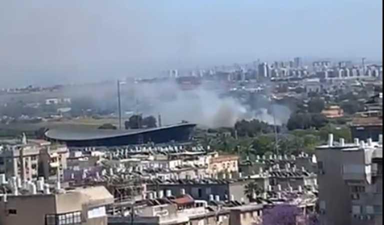 «Λαχτάρα» για Δέδα στο Ισραήλ – Έπεσε πύραυλος δίπλα στο γήπεδο που έκανε προπόνηση η ομάδα του