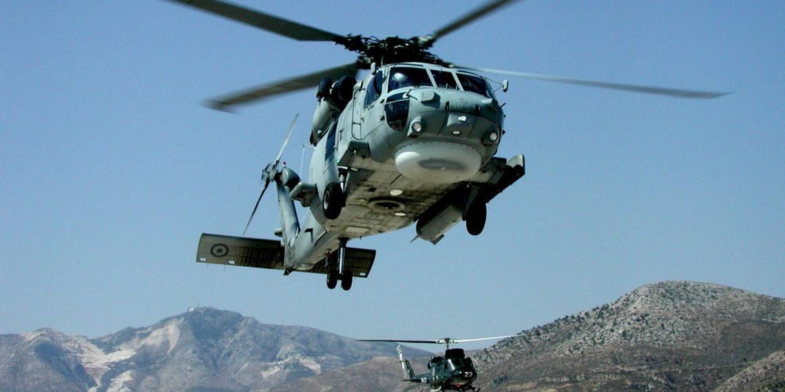 Στις 6 Μαΐου παραδίδεται στο Πολεμικό Ναυτικό το πρώτο αναβαθμισμένο Aegean Hawk S-70