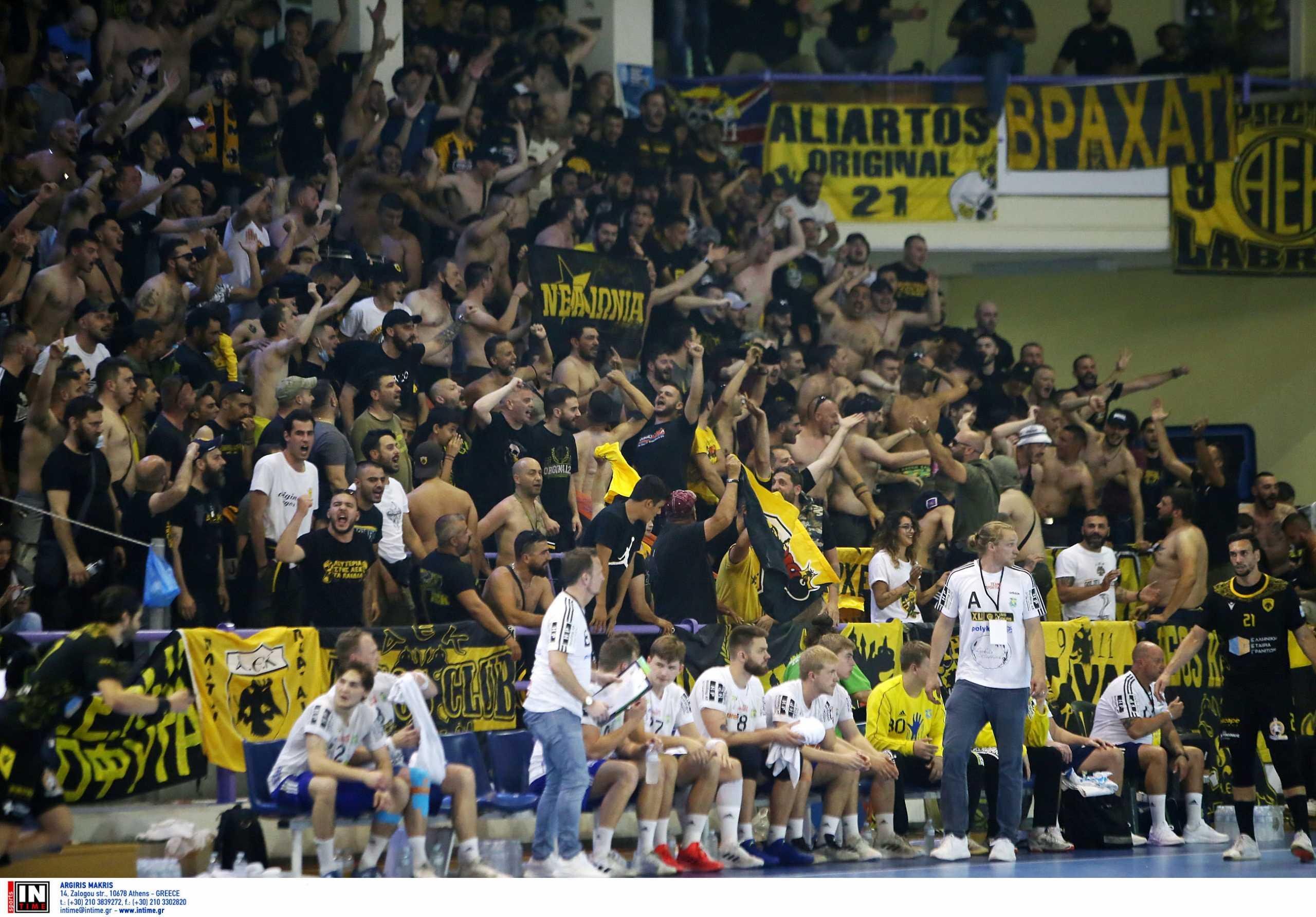 Αυγενάκης για τον κόσμο στον τελικό της ΑΕΚ: «Τέτοιες εικόνες δεν είναι αποδεκτές και επισύρουν συνέπειες»