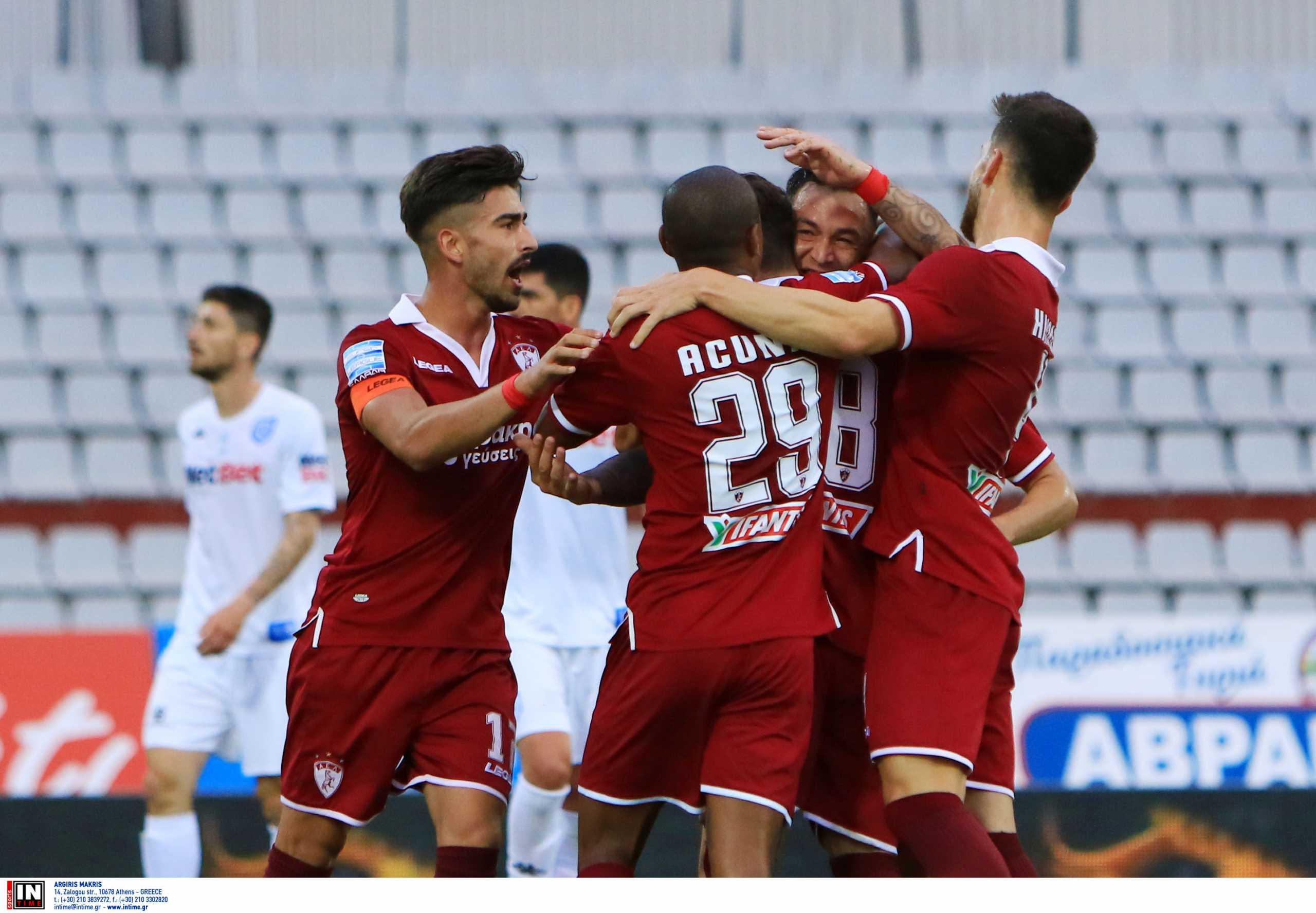 Superleague: Υποβιβάστηκε με νίκη η ΑΕΛ – Τα αποτελέσματα στο φινάλε των play out
