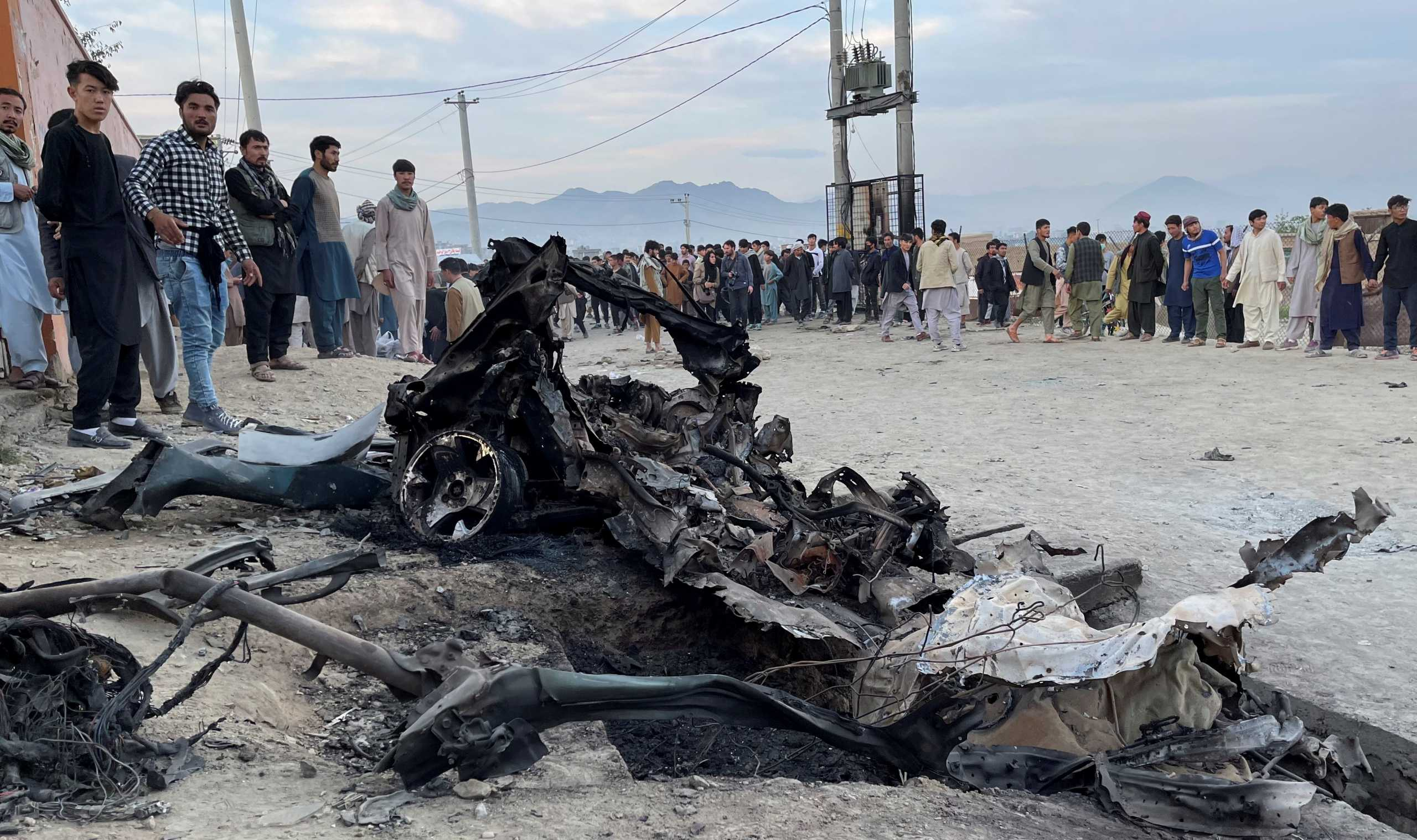 Νέο μακελειό στο Αφγανιστάν: 11 νεκροί από έκρηξη βόμβας σε λεωφορείο