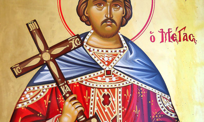Πατήρ Γεώργιος Μεταλληνός: Η αλήθεια για τον Μέγα Κωνσταντίνο
