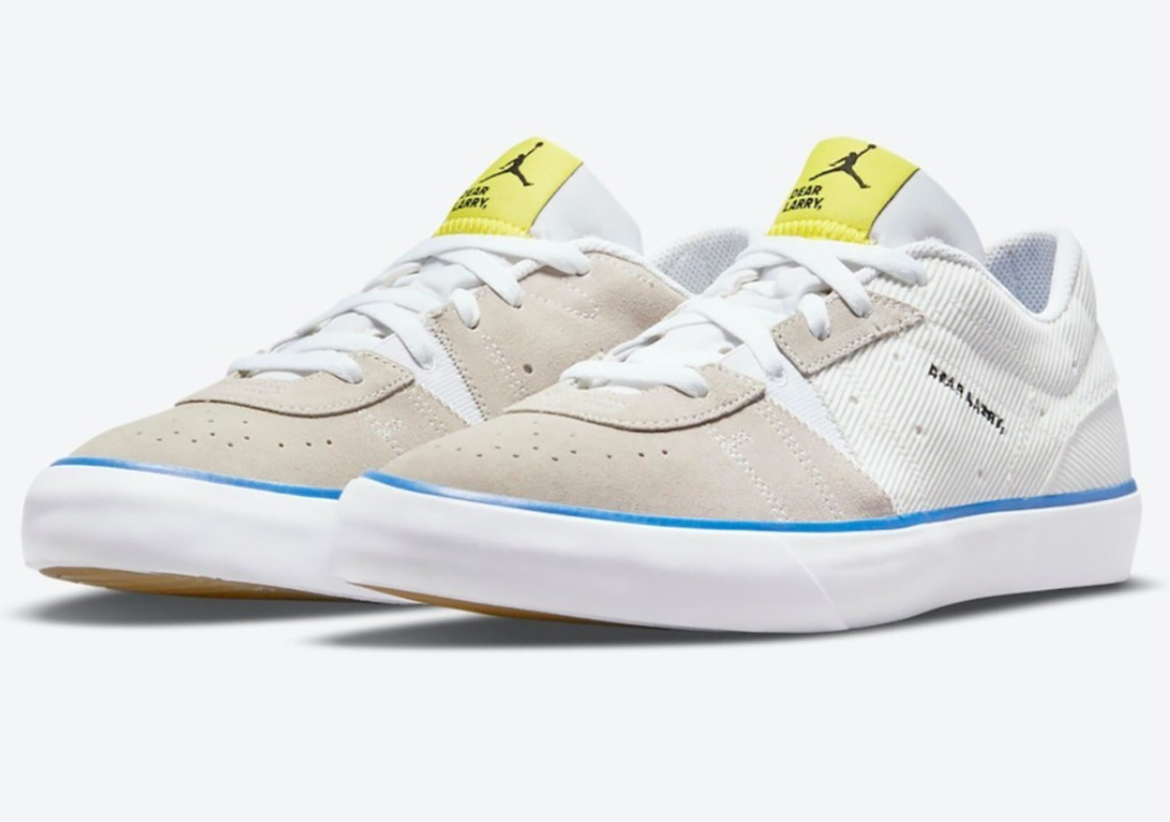 Δείτε το νέο sneaker που αφιερωμένο στον αδερφό του Μάικλ Τζόρνταν, Λάρι