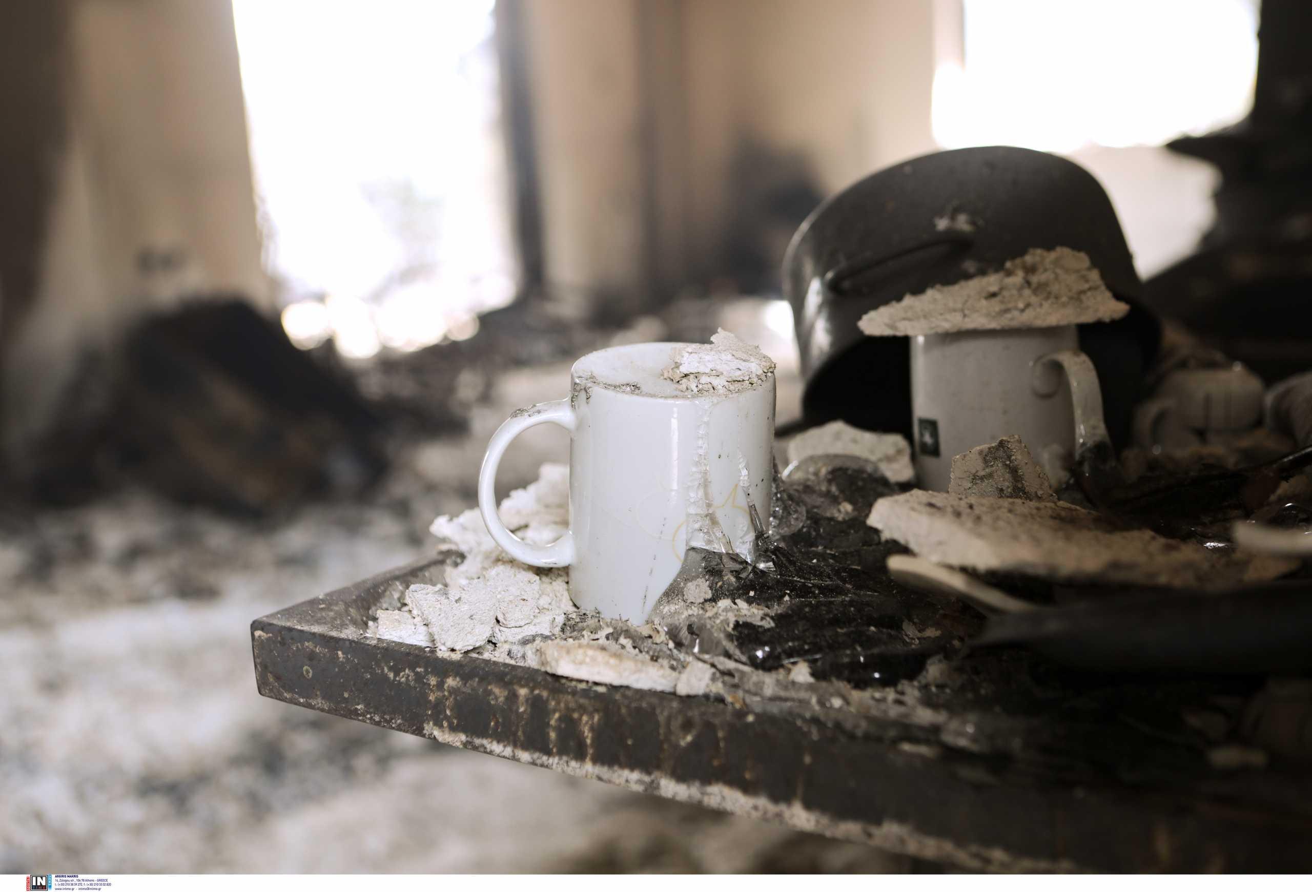 Φωτιά στον Σχίνο: Στάχτες και αποκαΐδια σε σπίτια – Οδοιπορικό που καθηλώνει