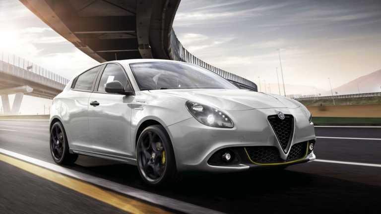 Φινάλε για την Alfa Romeo Giulietta με μια αποχαιρετιστήρια έκδοση