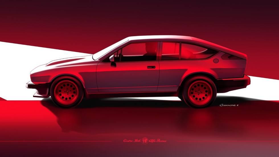 Alfa Romeo: Σκέψεις για αναβίωση της GTV (pics)