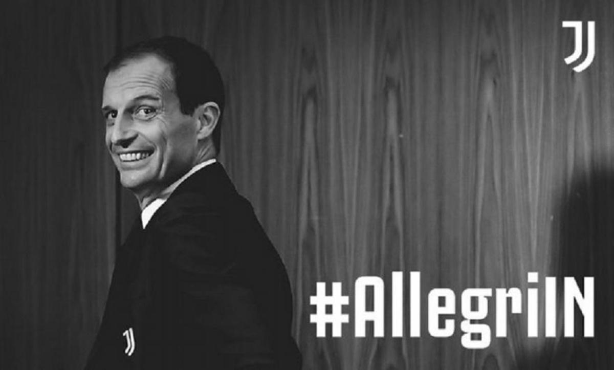 Γιουβέντους: Ανακοίνωσε Αλέγκρι