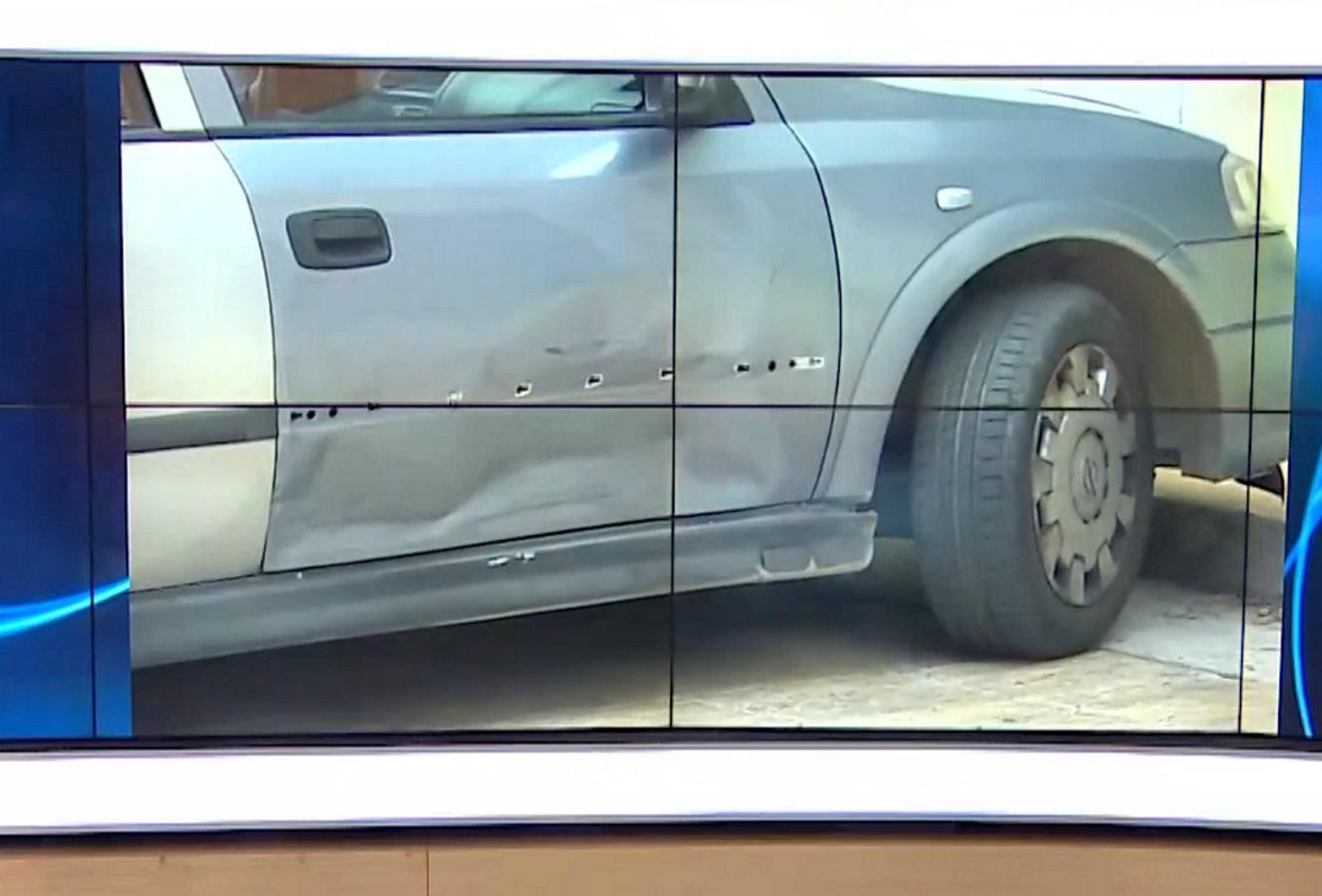 Τρόμος στην Πετρούπολη: Ανήλικοι πήραν κρυφά αυτοκίνητο και τραυμάτισαν άνδρα έξω από σχολείο
