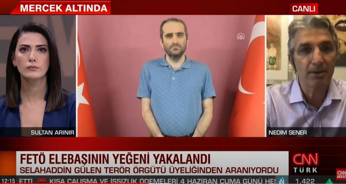 Τουρκία: Πράκτορες της MIT «επαναπάτρισαν» με τη βία ανιψιό του Φετουλάχ Γκιουλέν (pic)