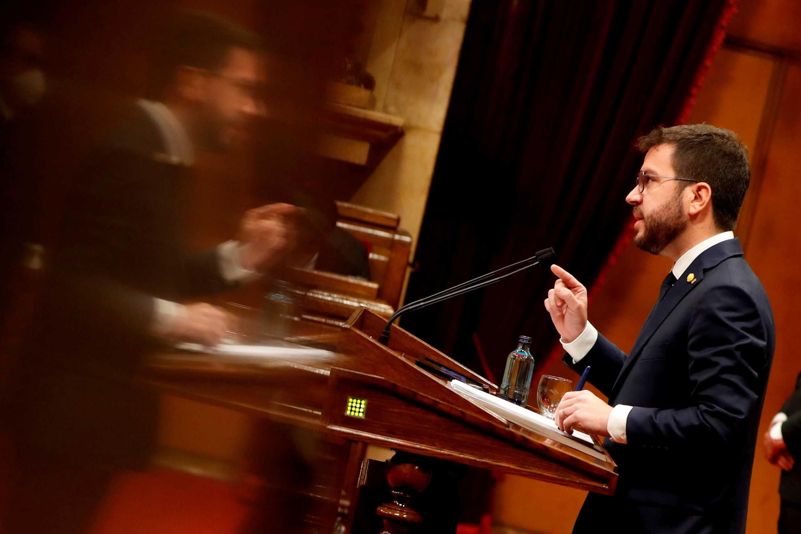 Νέος πρόεδρος της Καταλονίας ο μετριοπαθής Πέρε Αραγονές