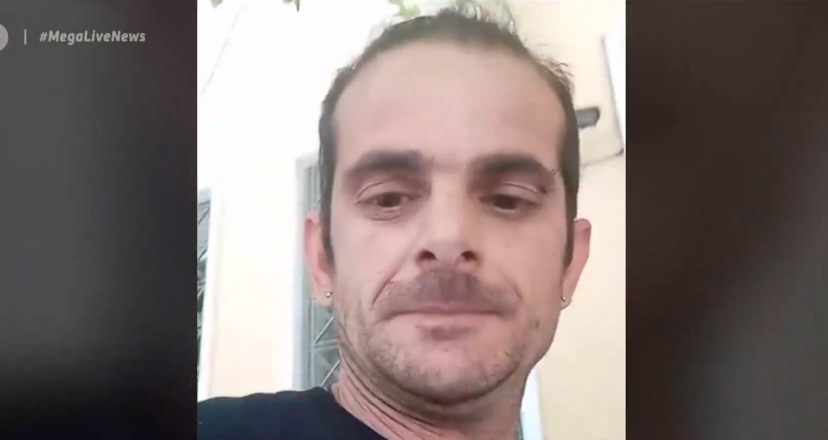 Αμετανόητος ο 35χρονος οδηγός νταλίκας αρνητής του κορονοϊού –  Συνελήφθη σε «live μετάδοση»