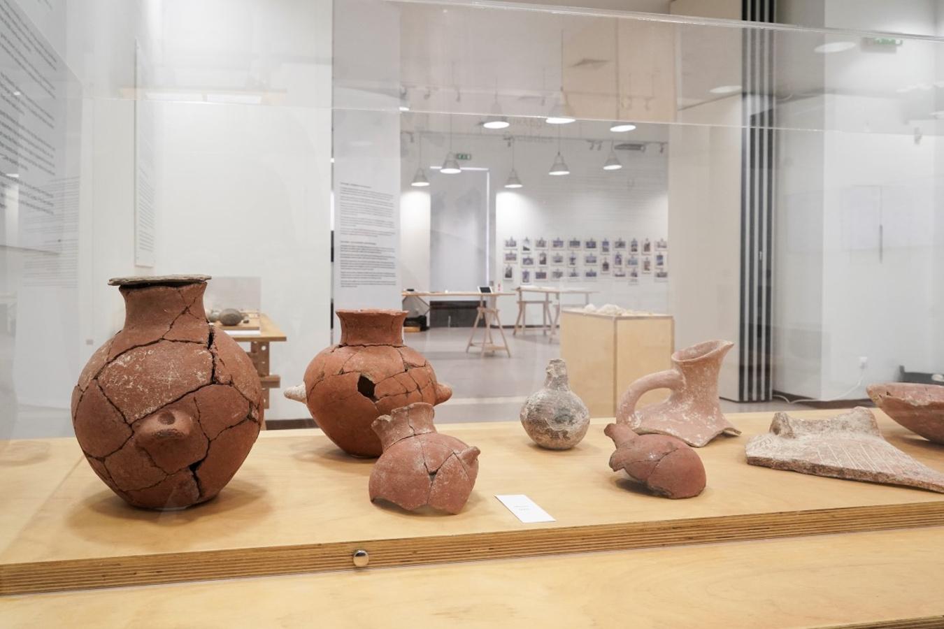 Πινακοθήκη Δήμου Αθηναίων: Έκθεση με μοναδικά αρχαιολογικά ευρήματα από την Κέρο (pics)