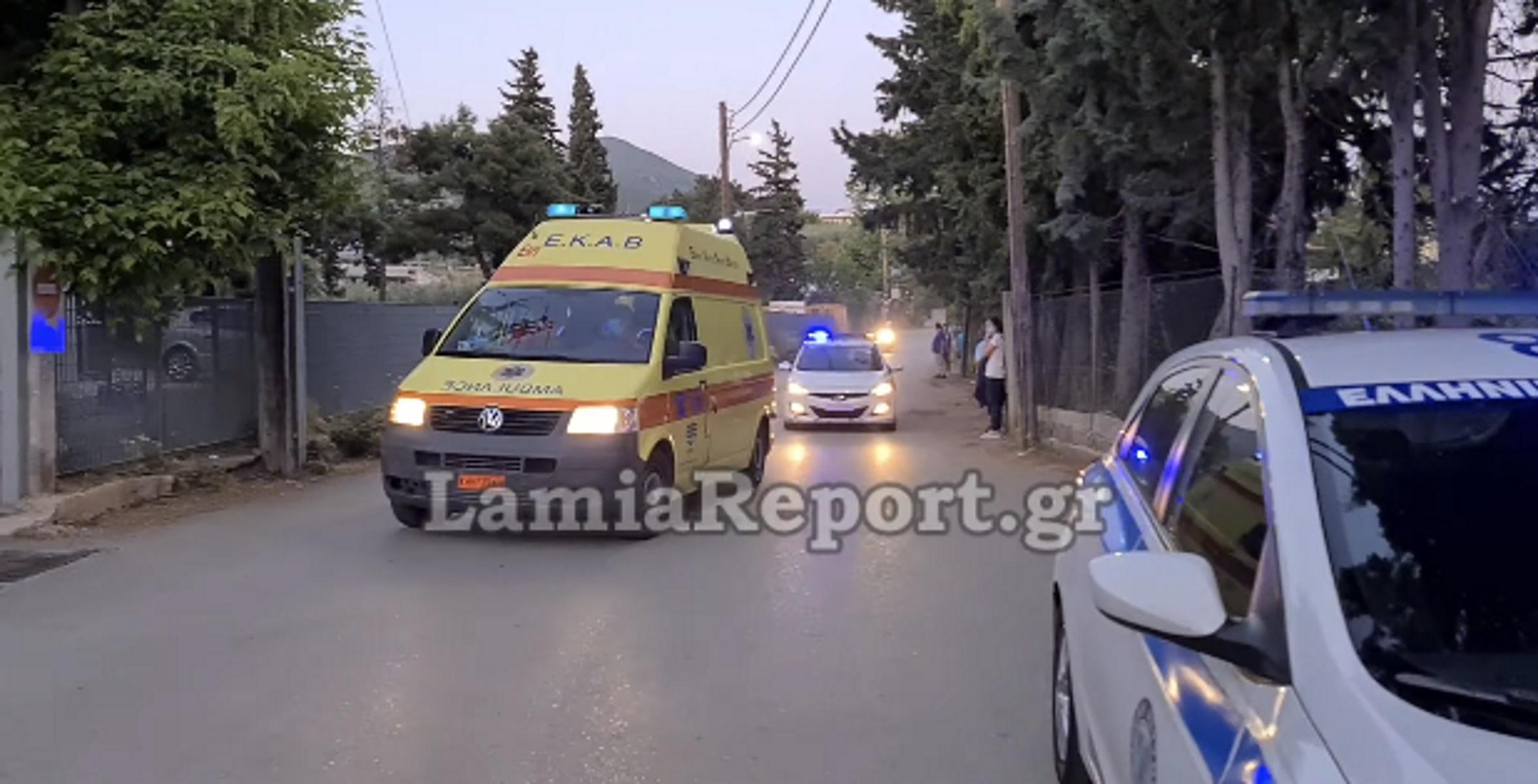 Οδύσσεια για τον 13χρονο που τραυματίστηκε σοβαρά σε τροχαίο στην Αιδηψό (video)