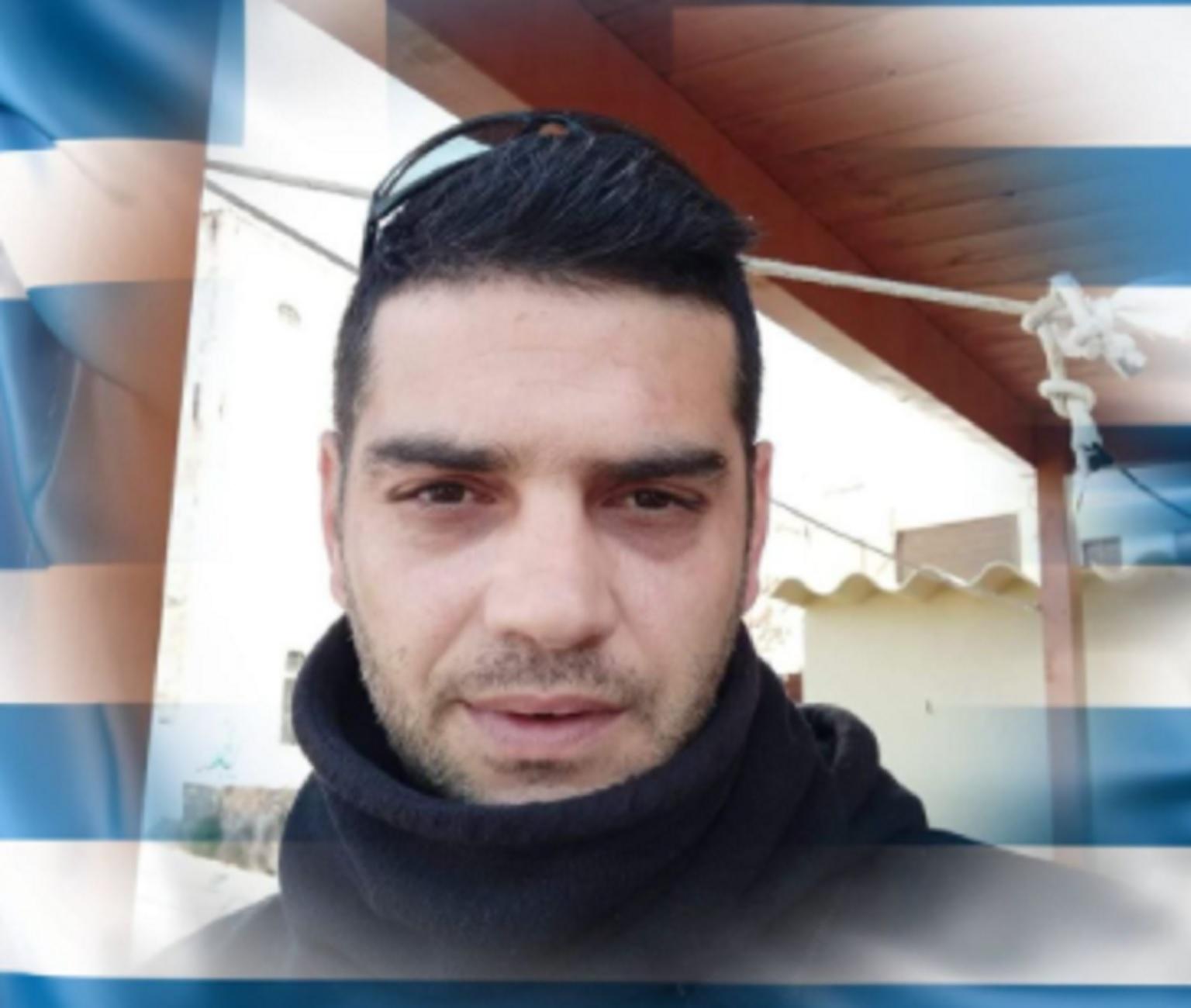 Κρήτη: Θρήνος για τον αστυνομικό που πέθανε στην εντατική – Το σπαρακτικό μήνυμα συναδέλφων του (pic)