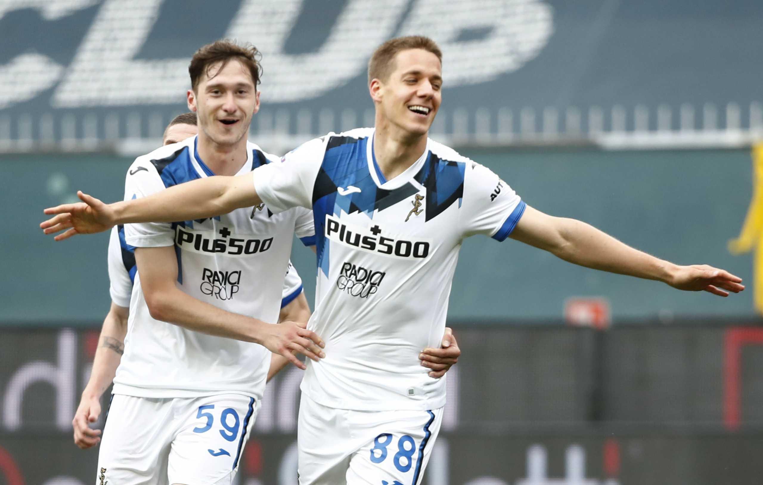 Serie A: Βγήκε στο Champions League η Αταλάντα